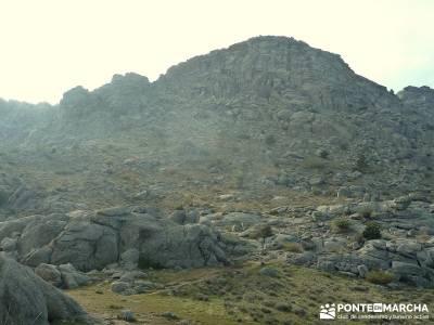 Sierra de la Cabrera - Pico de la Miel;viajes excursiones